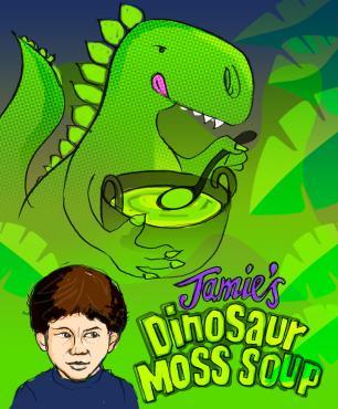 Dinosaur Moss Soup